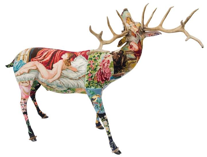 Frédérique Morrel and the reinvention of vintage tapestry ...